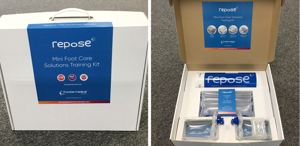 Mini Repose Footcare Solutions Training Kit
